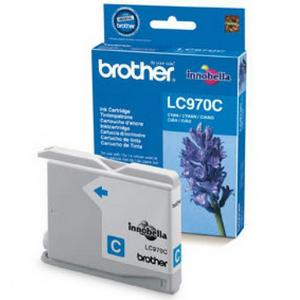 Brother LC970C Cartus Albastru