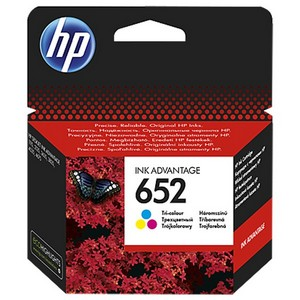 HP 652 (F6V24AE) Cartus Color