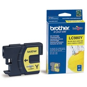 Brother LC980Y Cartus Galben
