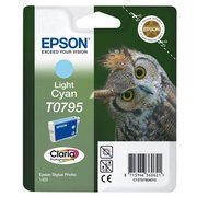 Epson T0795 (C13T07954010) Cartus Light Albastru