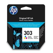 HP 303 (T6N01AE) Cartus Color