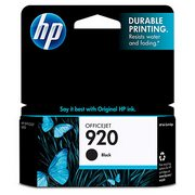 HP 920 (CD971AE) Cartus Negru