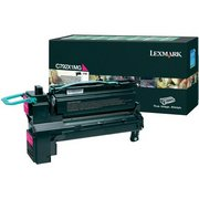 Lexmark C792X1MG Cartus Toner Return Magenta
