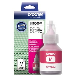 Brother BT5000M Rezerva Cerneala Magenta