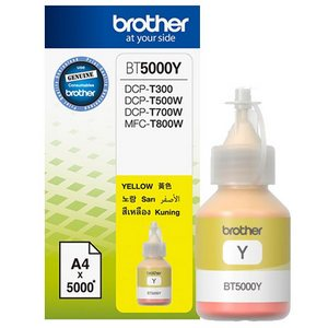 Brother BT5000Y Rezerva Cerneala Galbena