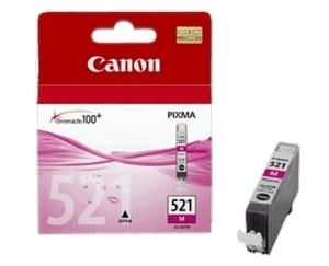 Canon CLI-521M Cartus Magenta