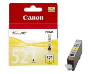 Canon CLI-521Y Cartus Galben