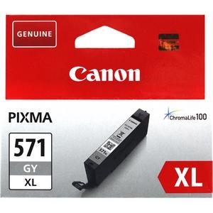 Canon CLI-571XLGY Cartus Gri