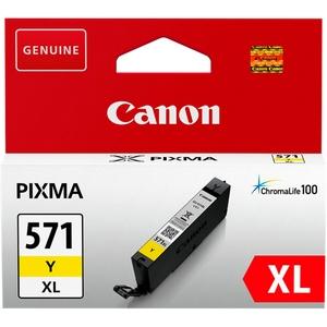 Canon CLI-571XLY Cartus Galben