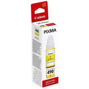 Canon GI-490Y Rezerva Cerneala Galbena