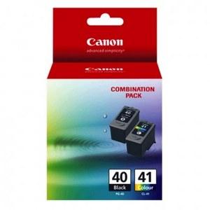 Canon PG-40 + CL-41 Pachet Cartuse Negru si Color