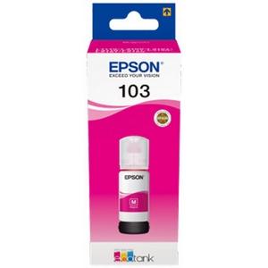 Epson 103 (C13T00S34A) Rezerva Cerneala Magenta