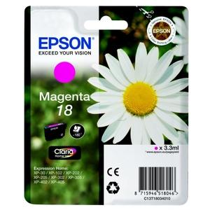 Epson 18 (C13T18034010) Cartus Magenta