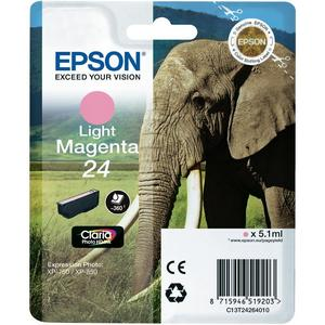 Epson 24 (C13T24264010) Cartus Light Magenta