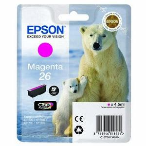 Epson 26 (C13T26134010) Cartus Magenta