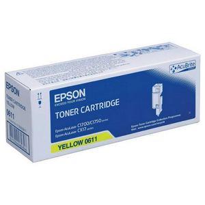 Epson C13S050611 Cartus Toner Galben