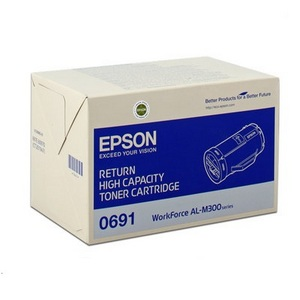 Epson C13S050691 Cartus Toner Return Negru