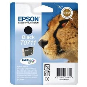 Epson T0711 (C13T07114011) Cartus Negru