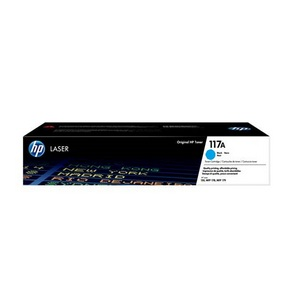 HP 117A (W2071A) Cartus Toner Albastru