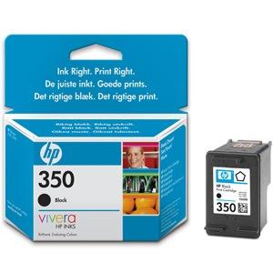 HP 350 (CB335EE) Cartus Negru
