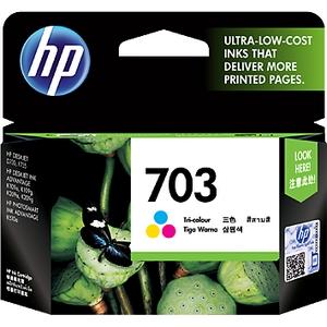 HP 703 (CD888AE) Cartus Color