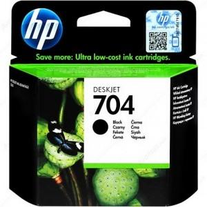 HP 704 (CN692AE) Cartus Negru