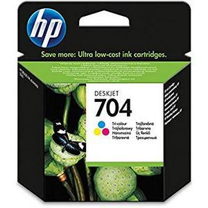 HP 704 (CN693AE) Cartus Color