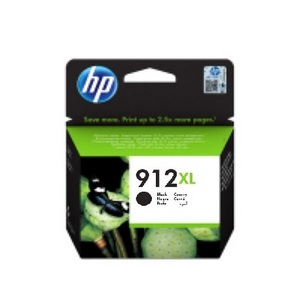 HP 912XL (3YL84AE) Cartus Negru