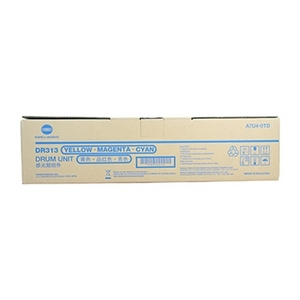 Konica Minolta DR-313C/M/Y (A7U40TD) Unitate Cilindru Color CMY