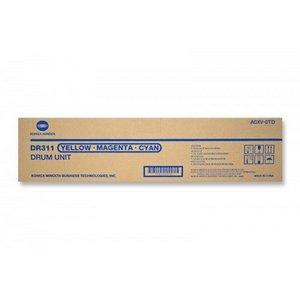 Konica Minolta DR311 (A0XV0TD) Unitate Cilindru Color CMY