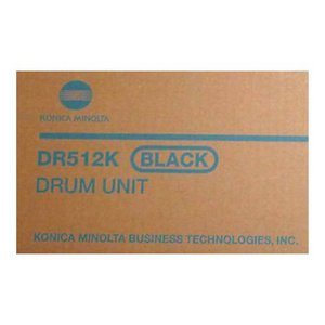 Konica Minolta DR512K (A2XN0RD) Unitate Cilindru Negru