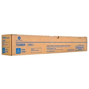 Konica Minolta TN-324C (A8DA450) Cartus Toner Albastru