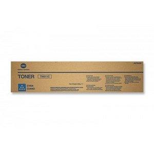 Konica Minolta TN611C (A070450) Cartus Toner Albastru