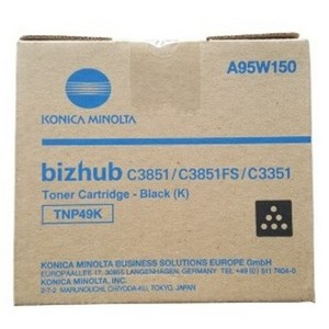 Konica Minolta TNP-49 (A95W150) Cartus Toner Negru