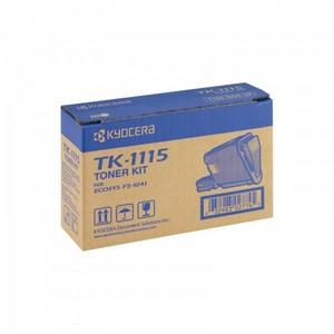 Kyocera Mita TK-1115 Cartus Toner Negru