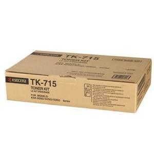 Kyocera Mita TK-715 Cartus Toner Negru