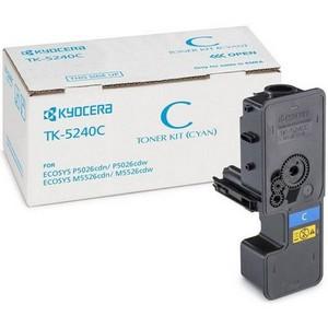 Kyocera TK-5240C Cartus Toner Albastru