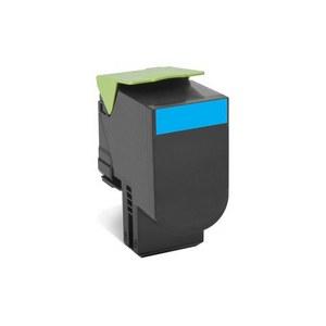 Lexmark 800S2 (80C0S20) Cartus Toner Albastru