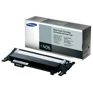 Samsung CLT-K406S / SU118A Cartus Toner Negru