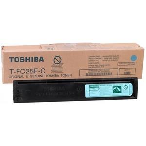 Toshiba T-FC25EC Cartus Toner Albastru