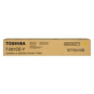 Toshiba T-281CE-Y Cartus Toner Galben