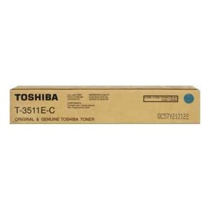 Toshiba T-3511E-C Cartus Toner Albastru
