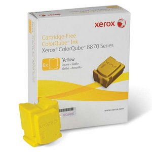 Xerox 108R00960 Set 6 Cartuse Cerneala Solida Galbena