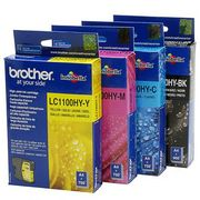 Brother LC1100HYVALBP Pachet Cartuse Negru si Color