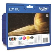 Brother LC1100VALBP Pachet Cartuse Negru si Color