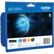 Brother LC1280XLVALBP Pachet Cartuse Negru si Color