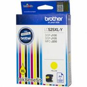 Brother LC525XLY Cartus Galben