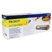 Brother TN241Y Cartus Toner Galben