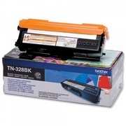 Brother TN328BK Cartus Toner Negru