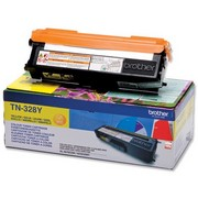 Brother TN328Y Cartus Toner Galben